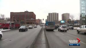 Edmontonians react strongly to idea of running LRT through downtown intersection at street level
