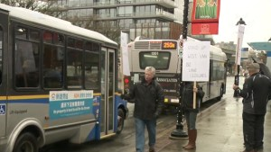 B-Line bus won't be stopping in West Vancouver