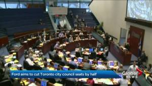 Major changes potentially coming to Toronto City Hall (01:43)