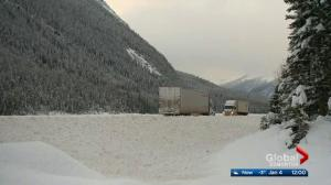 Heavy snow, dangerous avalanche conditions through Alberta mountain parks