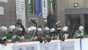 The Amherstview Junior C jets are off to a flying start
