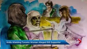32-year-old Toronto woman pledges allegiance to so-called ISIS leader in court