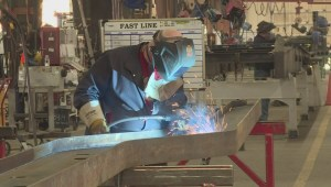 Trades industry welcomes new welding facility at Okanagan College in Penticton