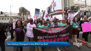 With the #MeToo Movement here to stay, how is it changing dating?