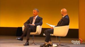 President Obama: 'You get the politicians you deserve'