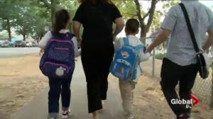 Back to school gridlock on B.C. roads