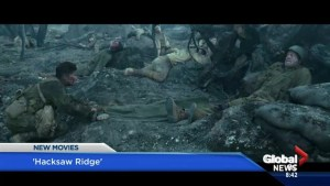 Movie reviews: Hacksaw Ridge & Arrival