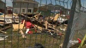 Angus residents denied relief funding by the province