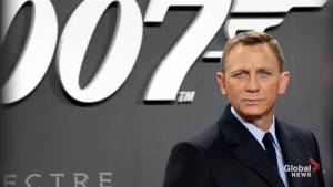 Latest Daniel Craig-helmed James Bond film on hold after Craig injures ankle