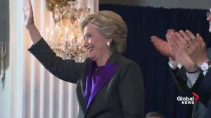 Hillary Clinton full concession speech