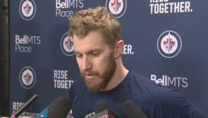 Winnipeg Jets discuss Humboldt Broncos bus crash