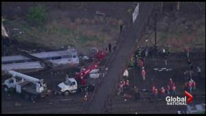 Amtrak Train was speeding around curve at time of crash