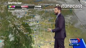 Edmonton weather forecast: Jan. 15