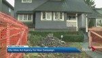 Vancouver criticized for empty home tax PR campaign