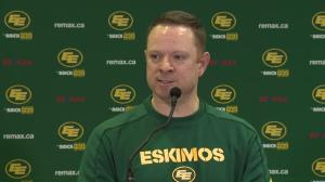 'You never know what's going to happen in free agency': Edmonton Eskimos GM