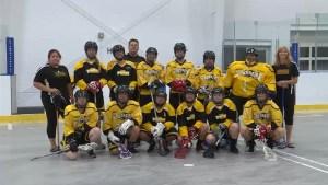 Kingston Krossfire Intermediate Girls Lacrosse team favoured to win gold
