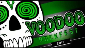 Voodoo Rockfest in Napanee