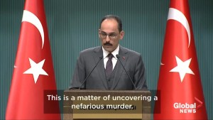 Turkey says it will shed light on Khashoggi's 'nefarious murder'
