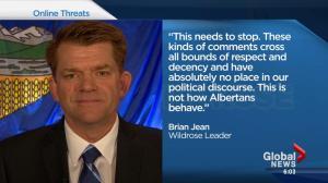 Premier, MLAs threatened during Bill 6 debate