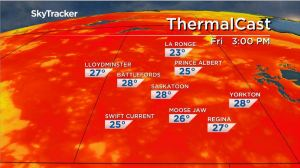 Saskatoon weather outlook: hot temperatures kick off summer