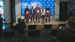 Our YEG At Night: Oil Kings' Don Cherry jerseys