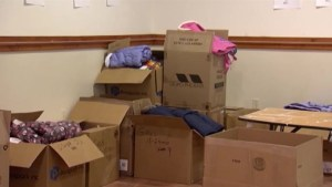 "Corus Kingston's ""Clothes for Kids"" campaign assists many agencies"