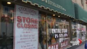Bloor Street retailer sold after a century, re-development planned