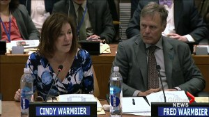 Parents of Otto Warmbier push North Korea to answer for actions at UN