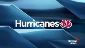 Hurricanes hammer Brandon 7-2
