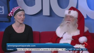 Winnipeg Santa Claus Parade preview