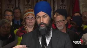 Back-to-work legislation will further weaken hurt postal workers: Singh