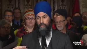 Back-to-work legislation will further weaken hurt postal workers: Singh