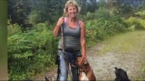 An anxious morning for Coquitlam family as dog walker still missing