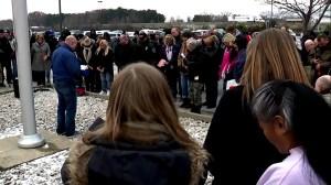 'Vigil' held in reaction to GM job losses in Ontario