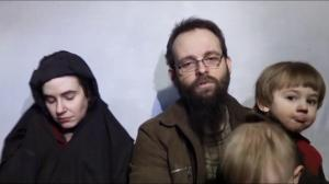 Canadian Joshua Boyle and family finally freed after 5 years in captivity