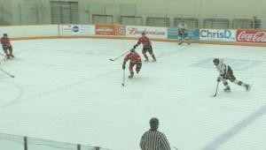 HIGHLIGHTS: M-Hky Calgary Dinos vs Manitoba Bisons – Nov. 24