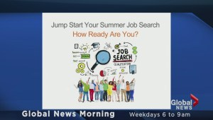 Ramping up your summer job search