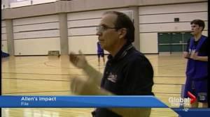Legendary Alberta basketball coach passes away