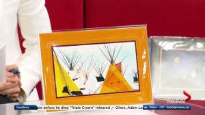 Mekiwin Market promotes local Canadian Indigenous arts & crafts