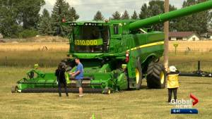 Southern Alberta agriculture event showcases the latest in farming technology