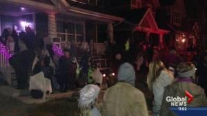 Summerside residents see upwards of 1,000 kids on Halloween