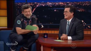 Andy Serkis reads Donald Trump tweets as Gollum from 'Lord of the Rings'