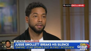'Empire' star Jussie Smollett gives first interview since alleged attack