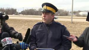 RCMP says no threat to nearby schools following shooting on Manitoba reserve