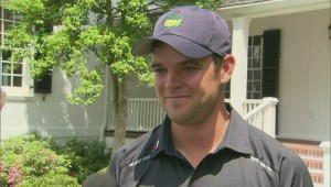 The Masters: Corey Conners talks about tough first day Augusta National