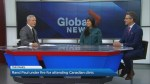 The Panel: Is Trudeau is reacting correctly over the detained Canadian in China?