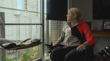 Escaping Disability Trap >> Vancouver Teacher With Disability Escapes Apartment After Elevator