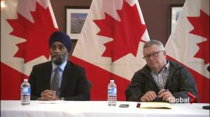 Where will the Liberals commit Canadian troops in new peacekeeping missions?