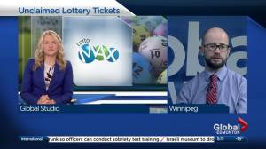Advice for whomever ends up winning record-breaking Lotto Max jackpot