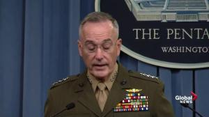 Policy is to refer to families on soldier's remains: Joint Chiefs Chairman